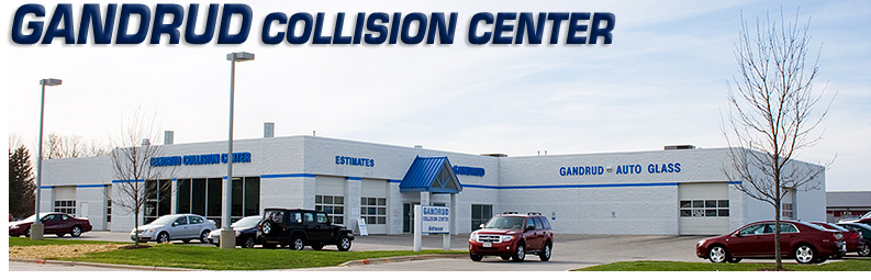Gandrud Auto Body Shop  in Green Bay, WI - Custom Paint, Repairs, Glass, Tinting, and Installation Services
