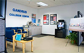 Customer Lounge at Gandrud Auto Body Shop & Collision Center in Green Bay, WI